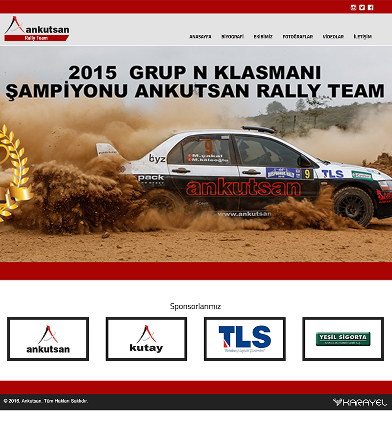 Ankutsan Rally Team